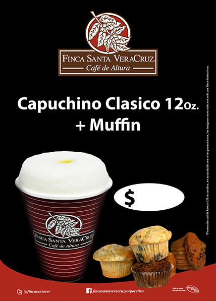 Capuchino + Muffin